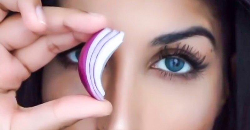 луковая маска
