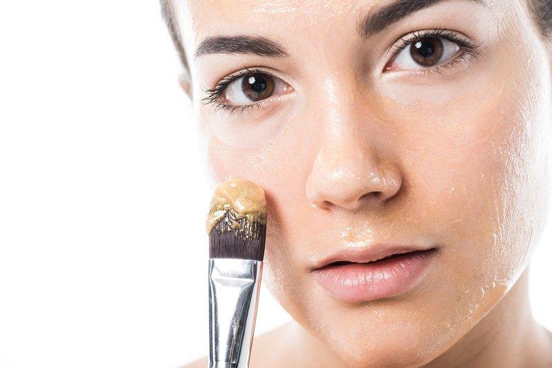 маска из соды для сухой кожи