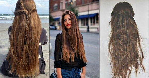 8 масок для роскошных волос. Для тех, кто давно мечтает о длинных локонах…