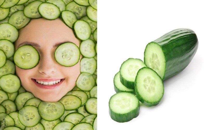 Cucumber маска для лица