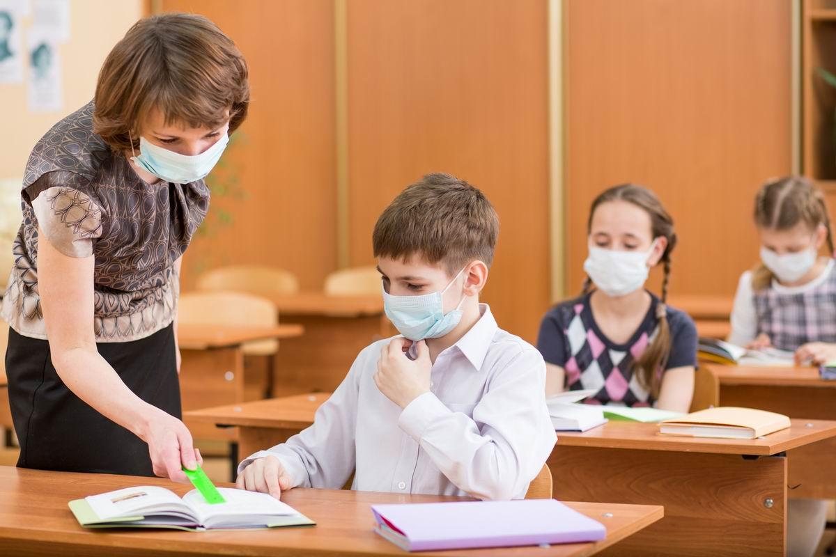 Как учить и учиться в масках, если того требует ситуация
