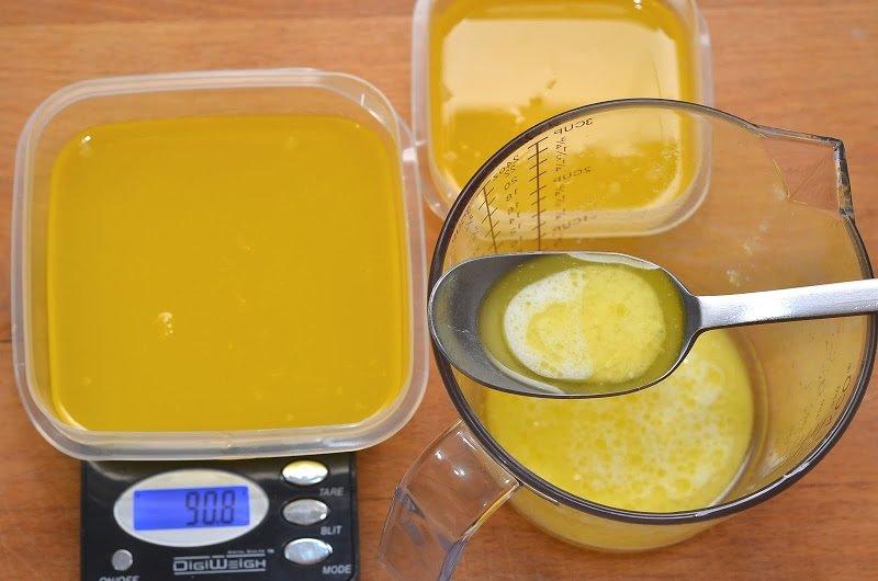 масло гхи свойства