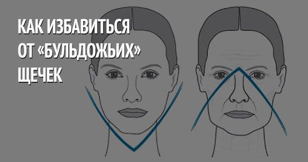 Скорая помощь при обвислых щеках: эти 4 упражнения вернут им упругость и румянец!