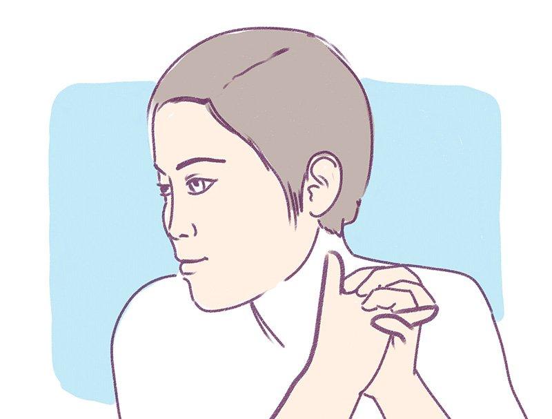 массаж коруги