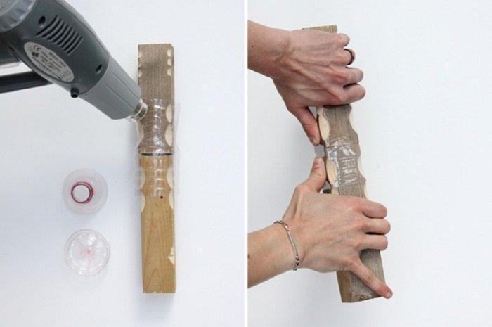 мебель из пластмассовых бутылок