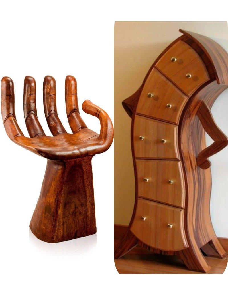сюрреализм в мебели