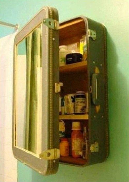 аптечка из чемодана