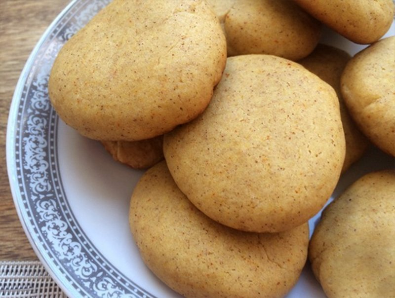 печенье с мёдом