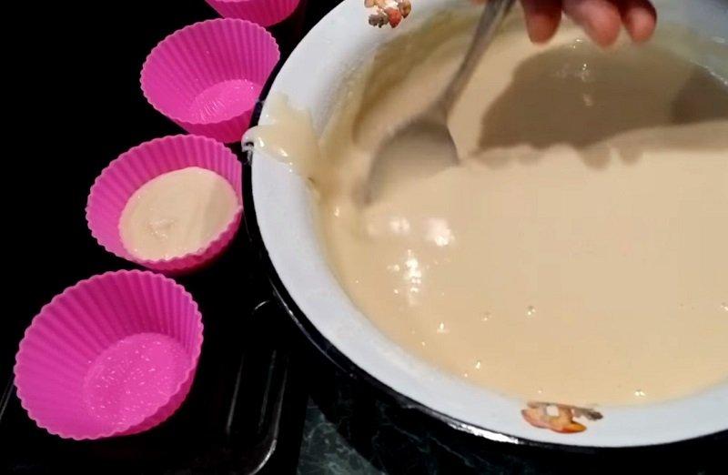 постный кекс рецепт