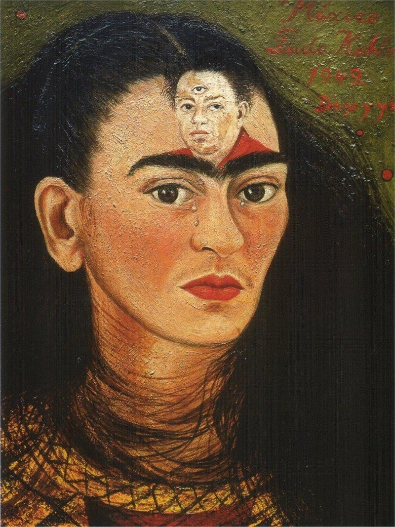 мексиканская художница