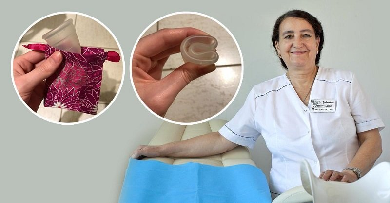 как использовать менструальные чаши
