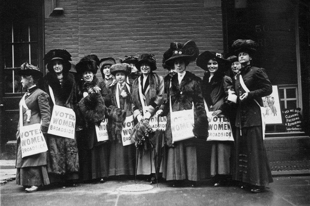 Международный день женщин: история и современность