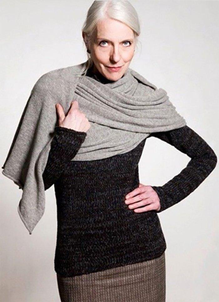 мода для женщин зрелого возраста