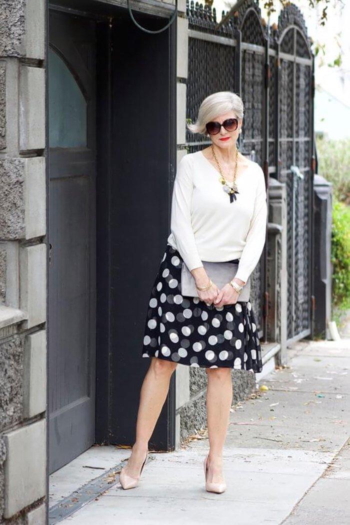 модные стрижки для зрелых женщин