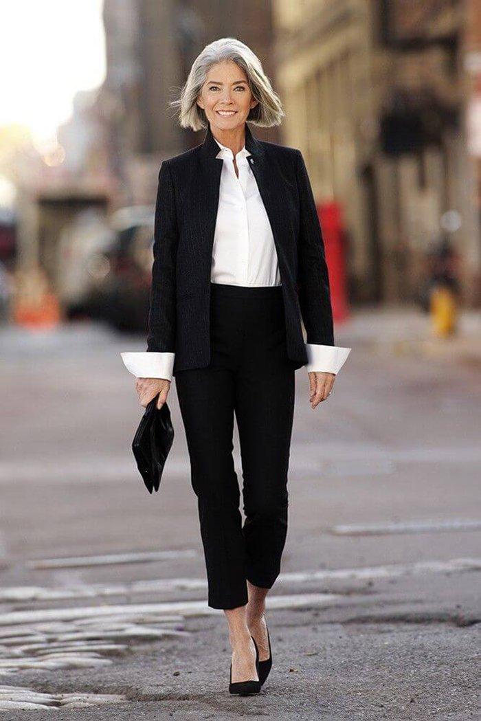 мода для женщин кому за 50 лет