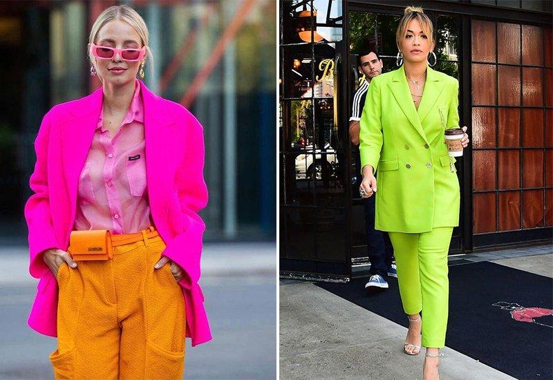 какой цвет в моде 2020