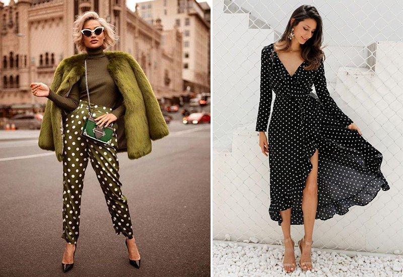 женская мода весна 2020