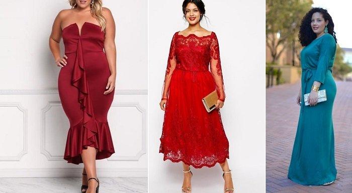 модели и выкройки платьев для полных женщин