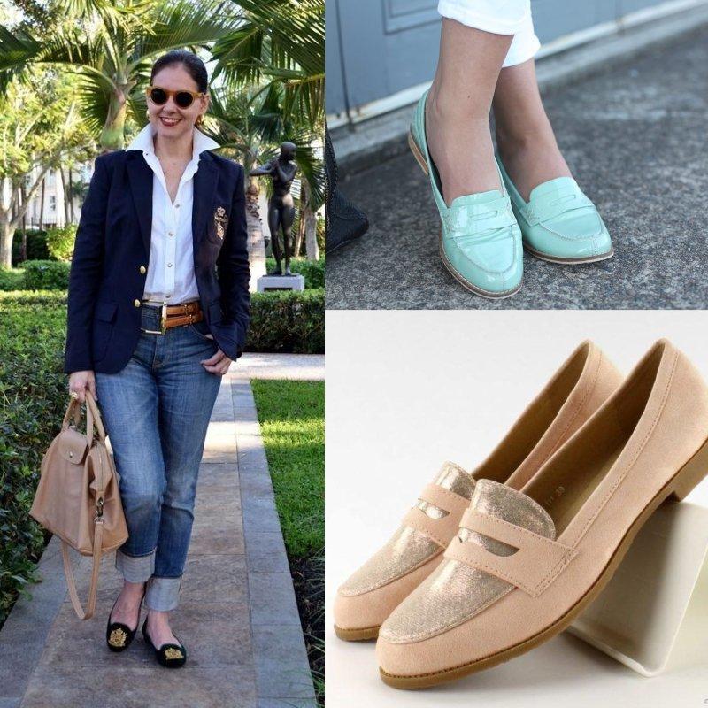 Модная летняя обувь