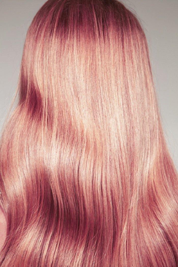 кератин и окрашивание волос