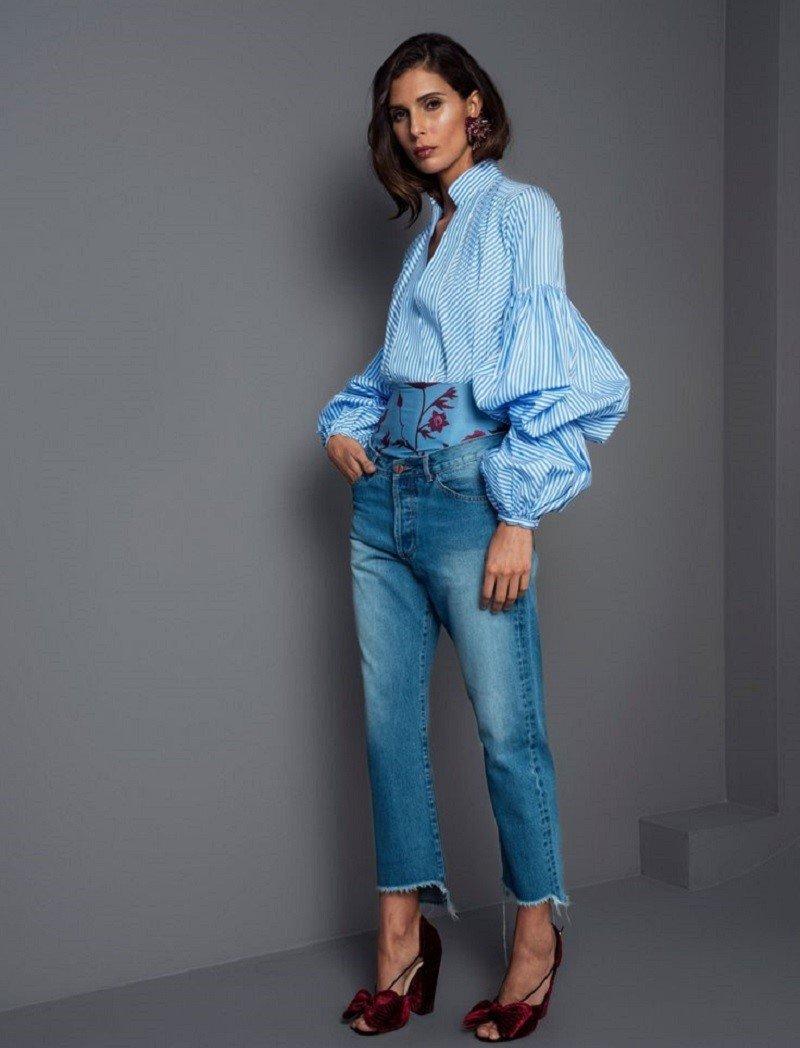 модные блузки для девушек