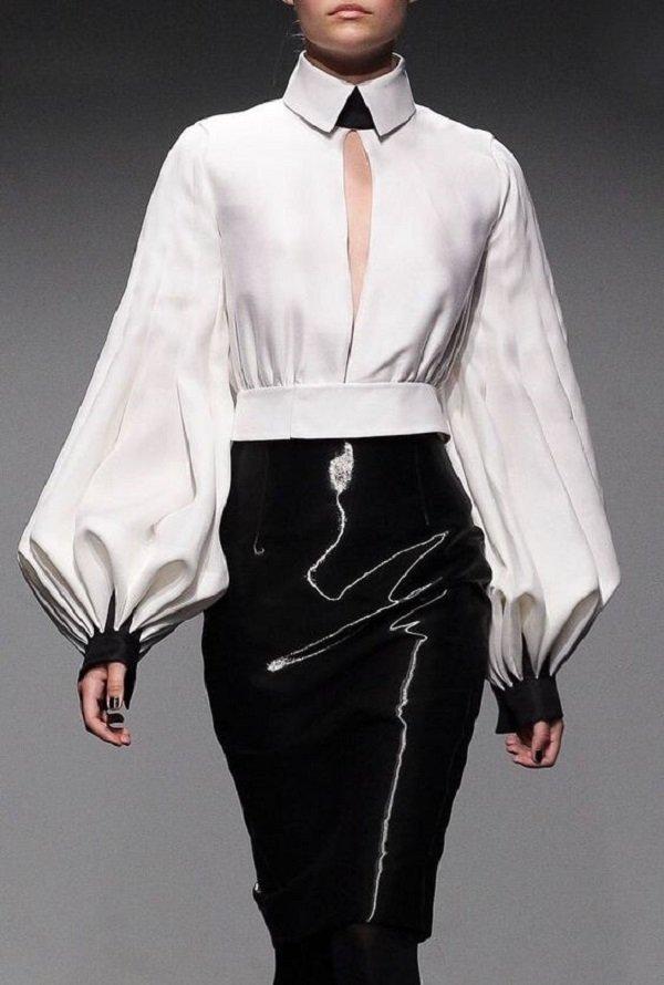 модные блузы 2019 года