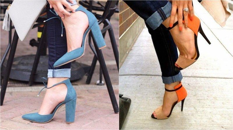 модная летняя обувь 2017