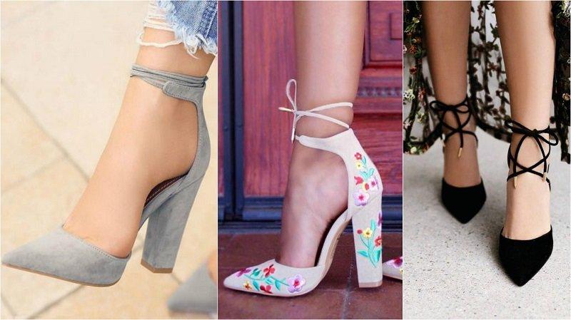 módne sandále 2017