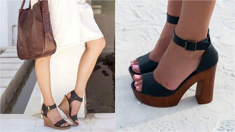 módne sandále leto 2017