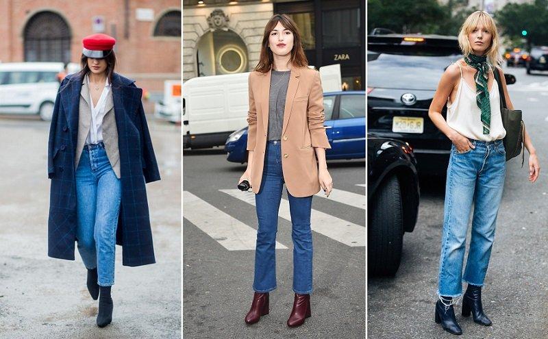 модные женские брюки в 2018 году