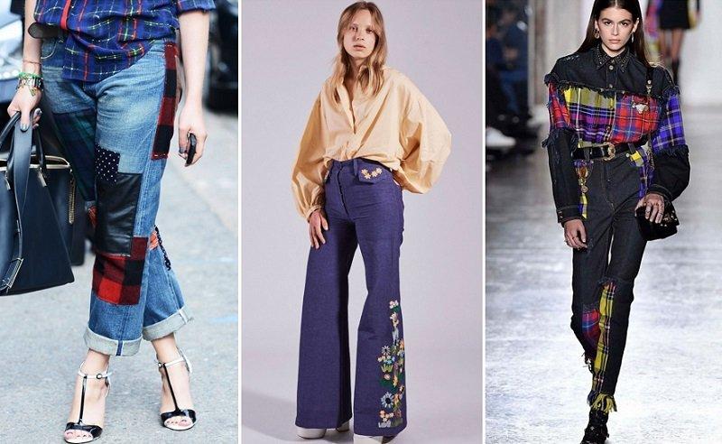 модные женские брюки 2018 года