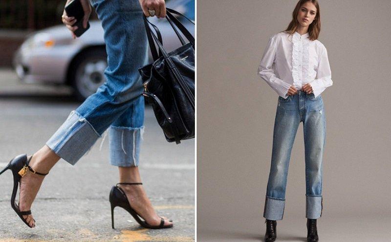 модные женские брюки осень