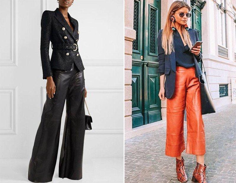 какие брюки модные