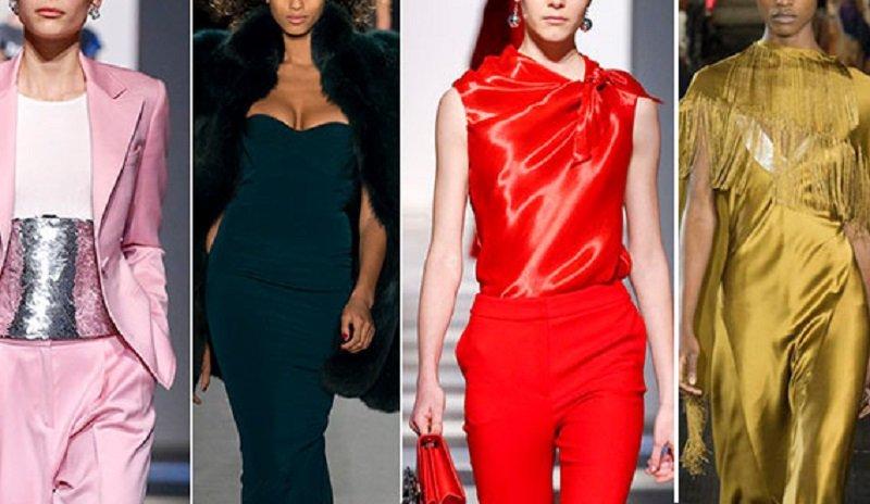 Модные цвета осень — 2022