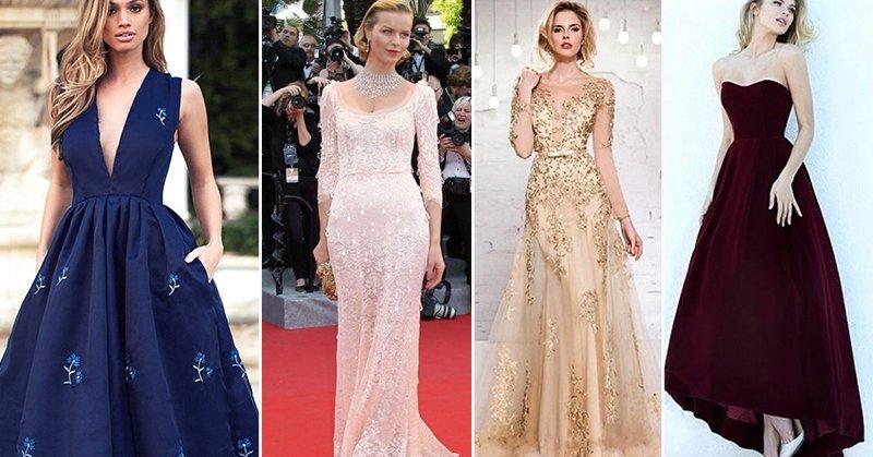 модные платья из органзы