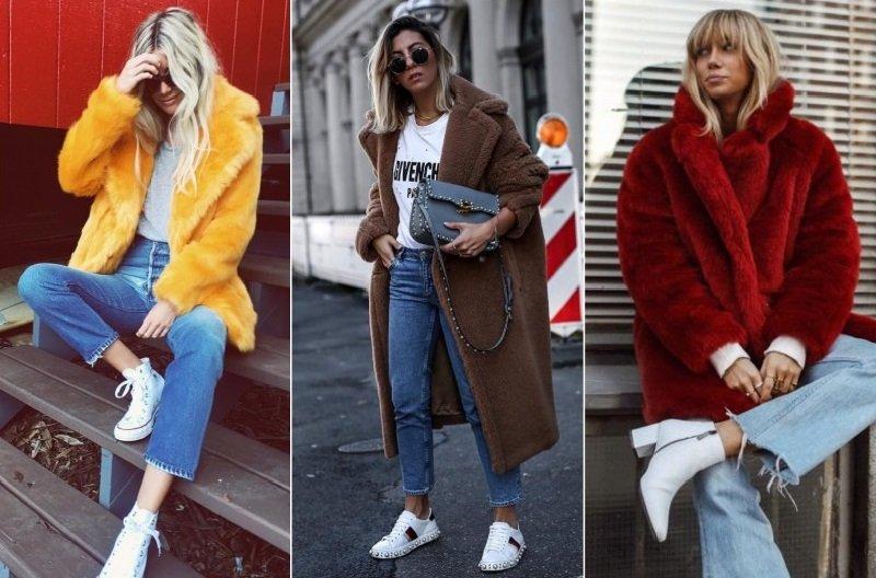 шубы модные в 2019