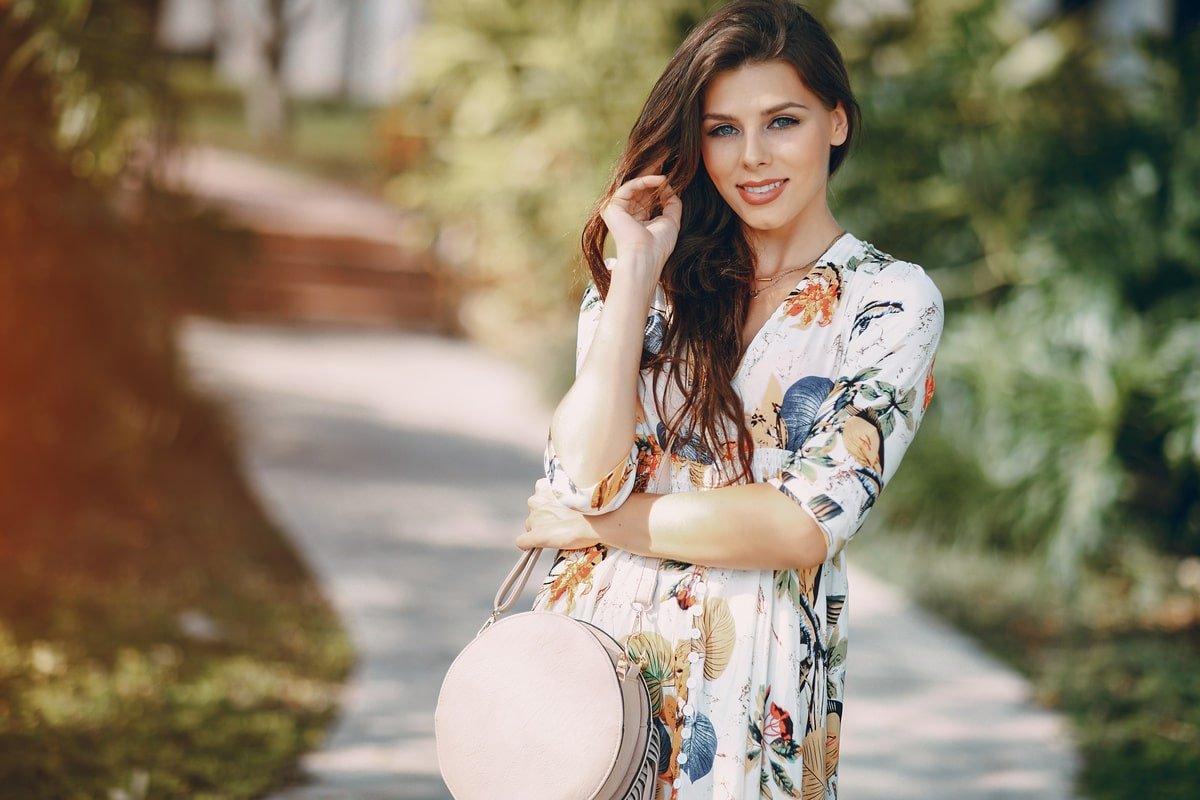 модные итальянские платья