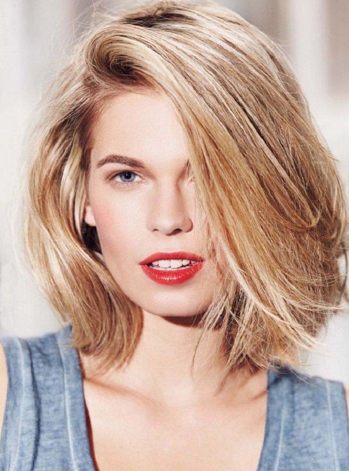 короткие стрижки волос