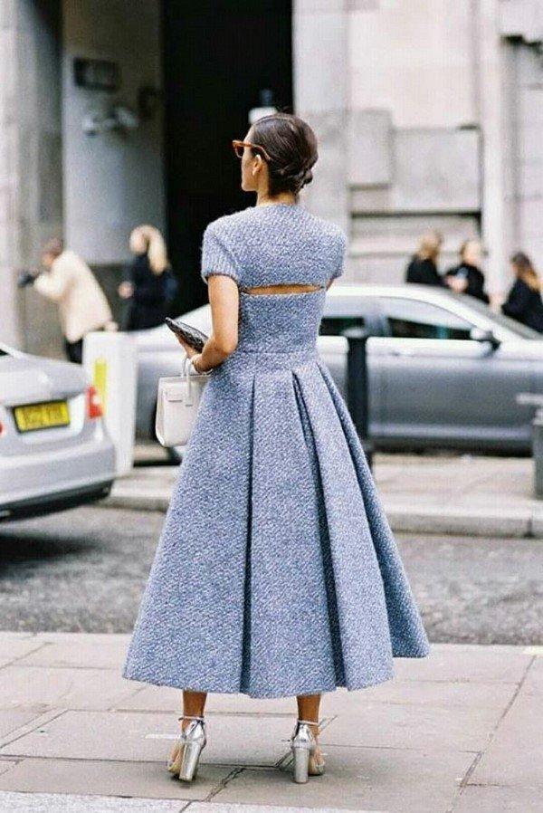 Модные летние платья —