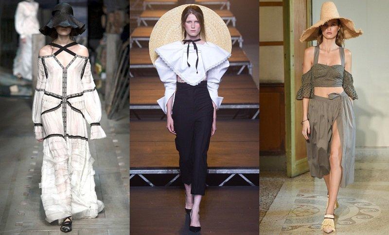 модные тенденции лета