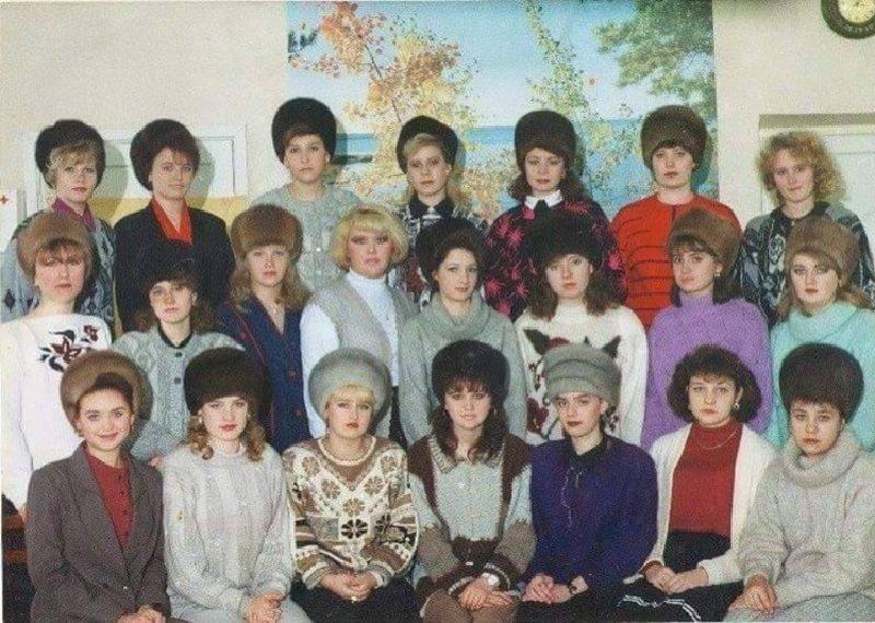 Почему советские правила этикета позволяли не снимать меховую шапку в помещении