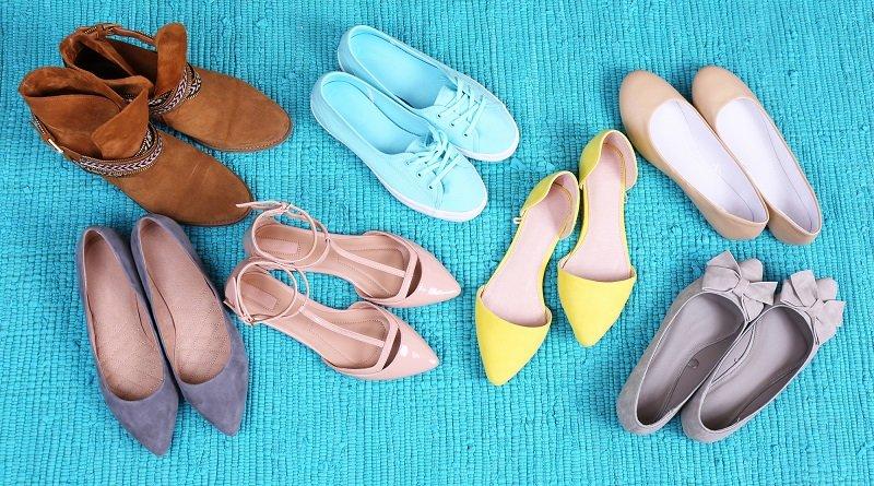 тренды в обуви