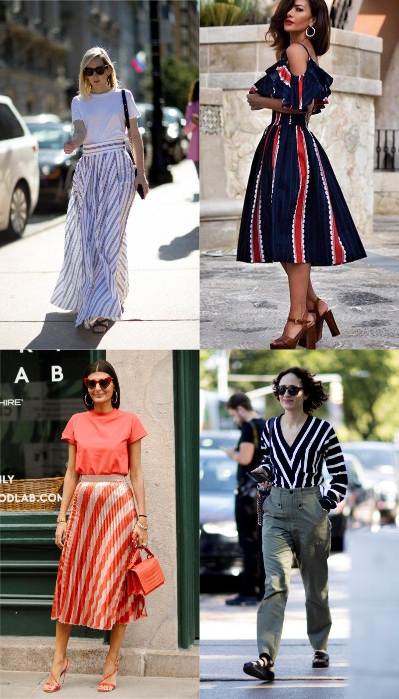 стильные наряды на лето
