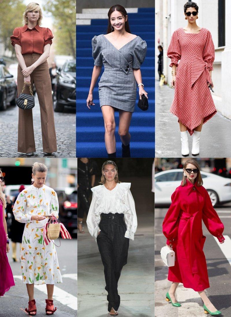 модные тенденции 2018 года в одежде