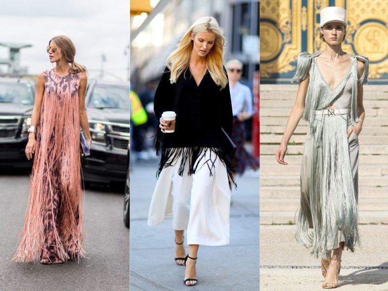 модные образы 2018 на каждый день