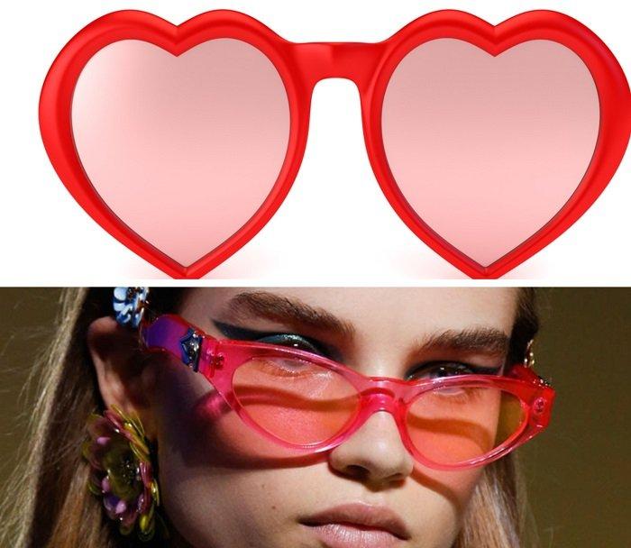 модные имиджевые очки