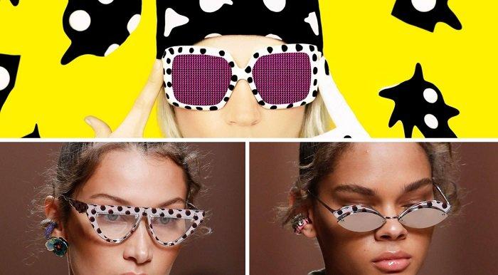 модные итальянские очки