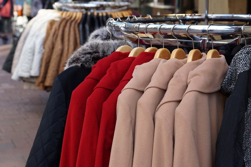 модные осенние пальтопорядок в доме
