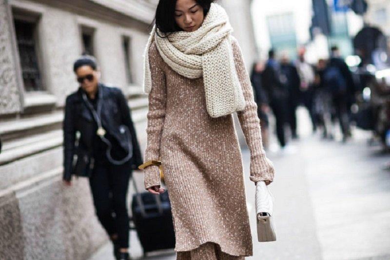 Осенью ношу только платья! Подборка потрясающих нарядов, которые популярны в этом сезоне.