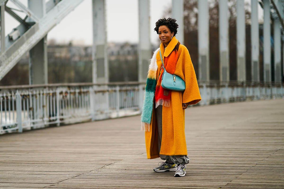 Модные оттенки: позволь себе быть яркой